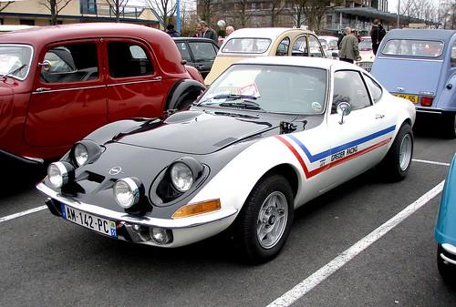 Opel GT  by gueguette80