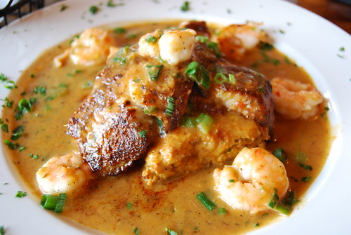 Shrimp Ettouffee