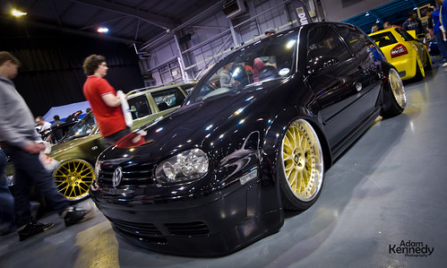 Chris's MK4 Wide Boy