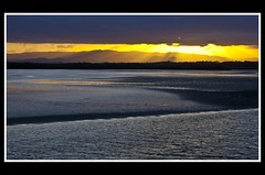 Sun Beams over Hayes Inlet-1=