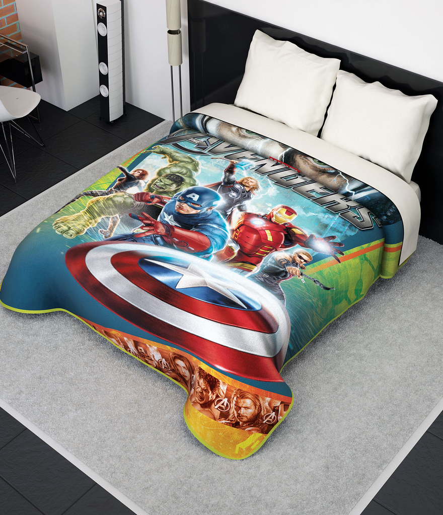 Avengers bedroom theme
