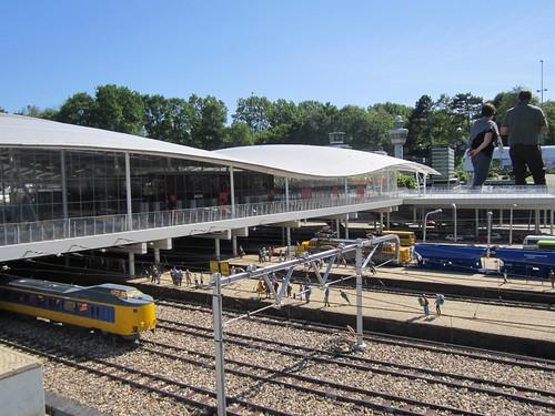 Holanda de trem