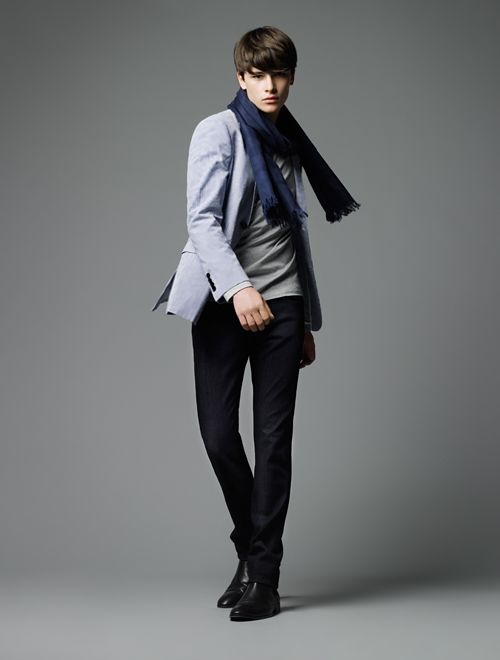 Hugh Vidler0003_Burberry Black Label SS12