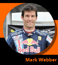 Pictures of Mark Webber