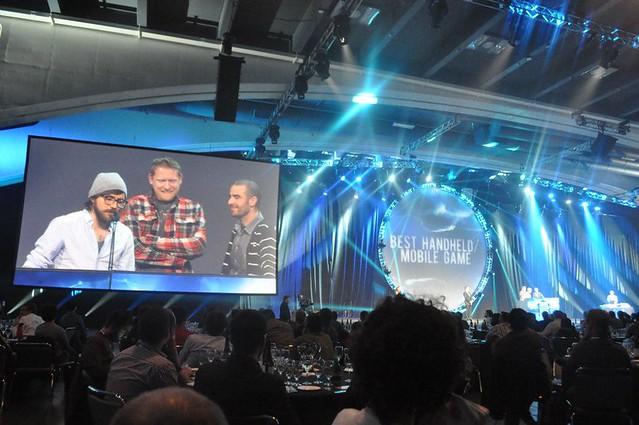 Sworcery wins Game Developer Choice Award