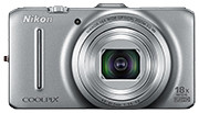 Nikon COOLPIX S9300, S$549