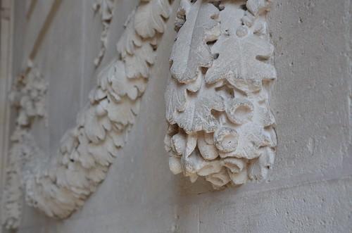 Detail, Petit Trianon, Versailles