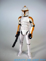Clone Trooper Gearshift