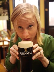 Heather + Guinness