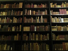 beinecke shelves