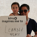 KLRU inspires me to ... learn & play