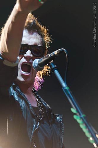 Glenn Hughes, the voice of rock
