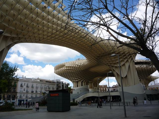 Sevilla Hauptstadt Andalusien