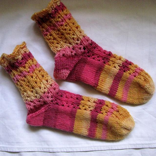Nadia's socks