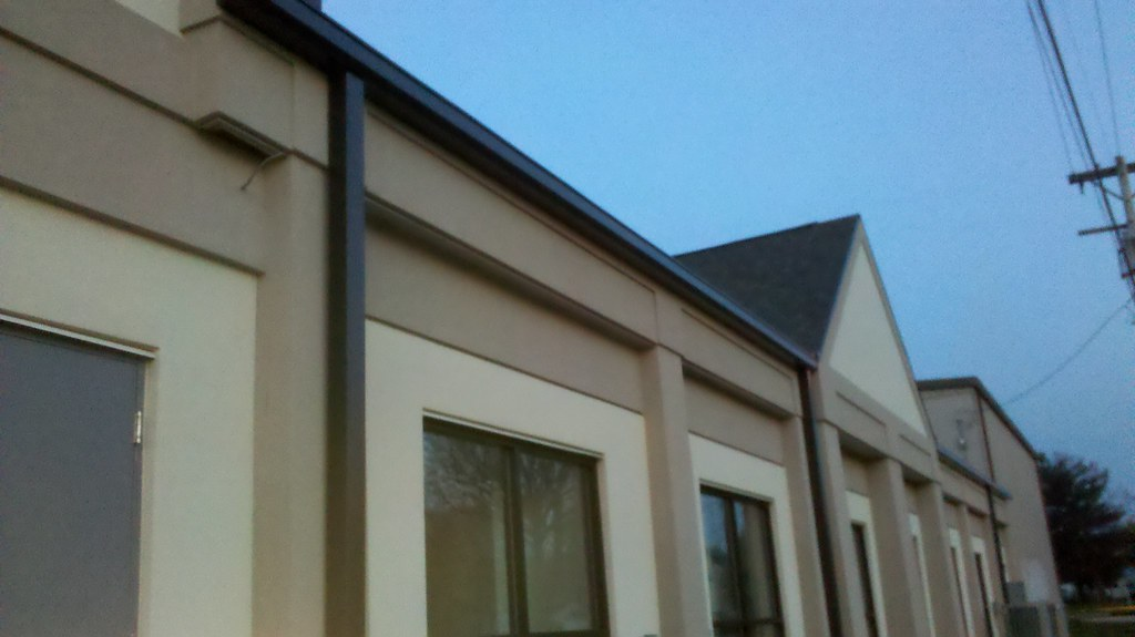 Commercial Grade Gutters In Frederick Maryland The