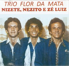 Trio Flor Da Mata
