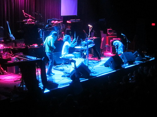 Deerhoof, The Fillmore, 03-22-12