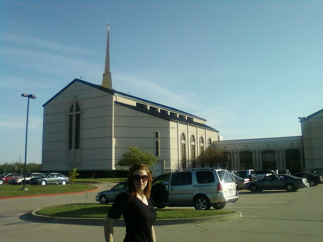Rachelle at First UMC Plano (Good Friday)