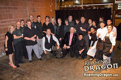 TEAM ROAMING DRAGON -GUESTS-FOOD BLOGGERS-GOURMET SYNDICATE -FRIENDS AND FAMILY-ROAMING DRAGON –BRINGING PAN-ASIAN FOOD TO THE STREETS – Street Food-Catering-Events – Photos by Ron Sombilon Photography-337-WEB