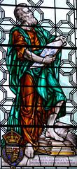 St Luke the Physician by Hugh Easton
