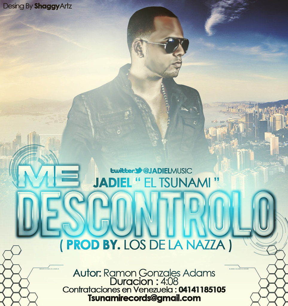 me descontrolo - jadiel original