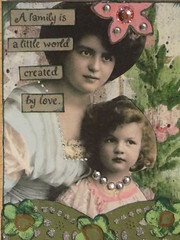 MOTHER AND DAUGHTER ATC - traded