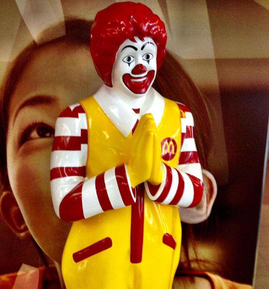 McDonald's Bangkok