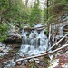 Wagner Falls, Munising, MI, April, 2012