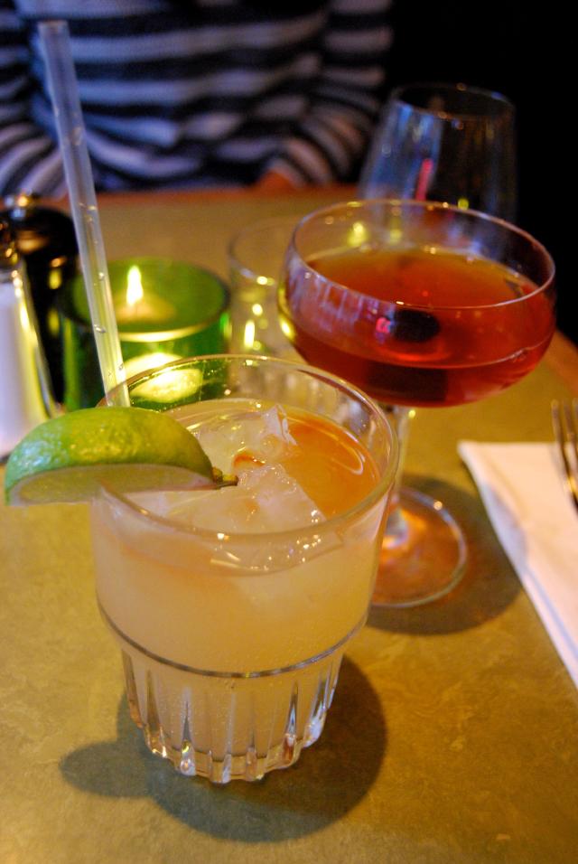 Jackson + Rye Cocktails