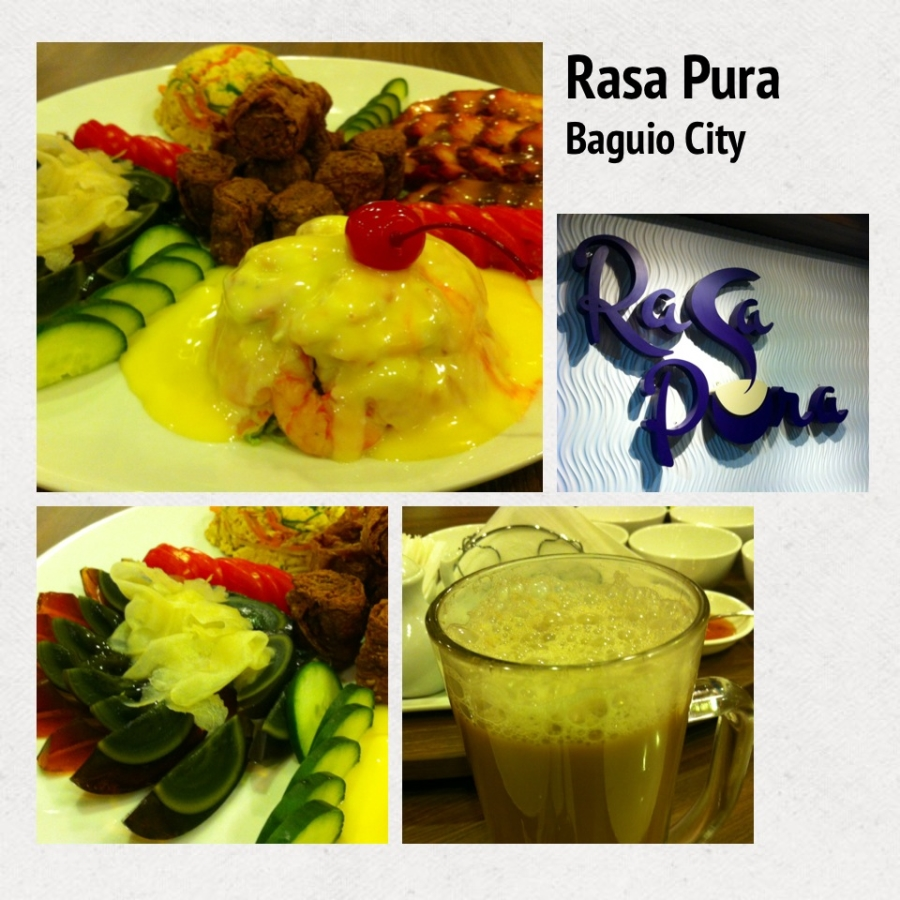 Rasa Pura Singaporean Restaurant