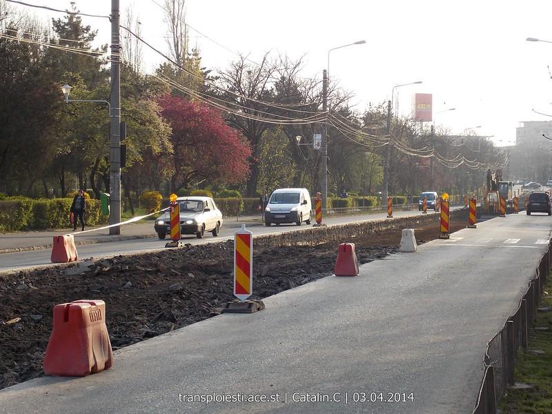Traseul 102, etapa I: Bucla Nord ( Sp. Județean ) - Intersecție Republicii - Pagina 2 13605585665_24b3ef3145_c