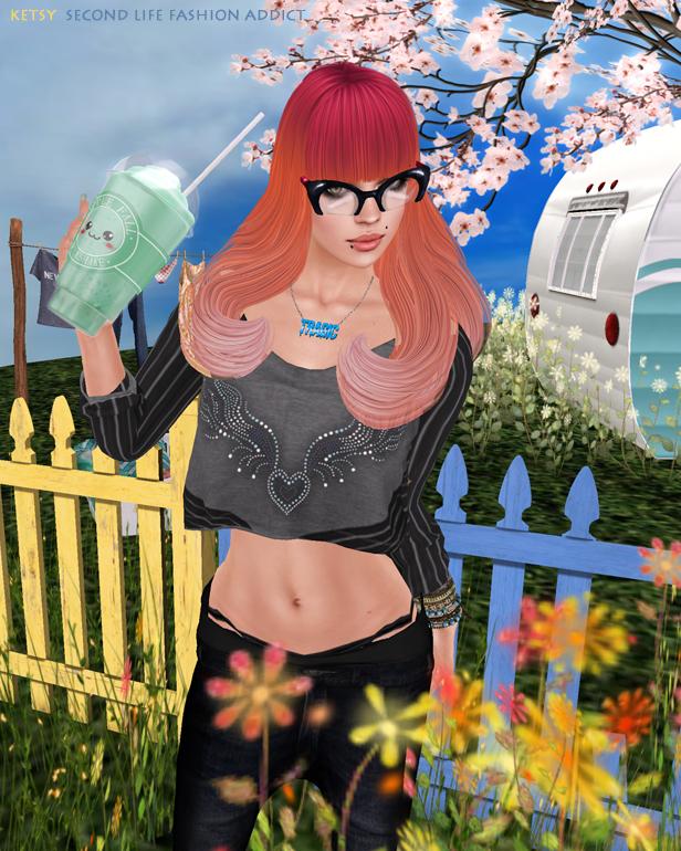My Milkshake ... : NEW Blog Post @ Second Life Fashion Addict