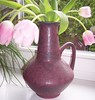 Carstens-Tönnishof Jug Purple & Pink and Happy Easter!