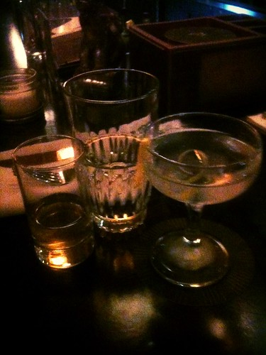 Trio of Beverages