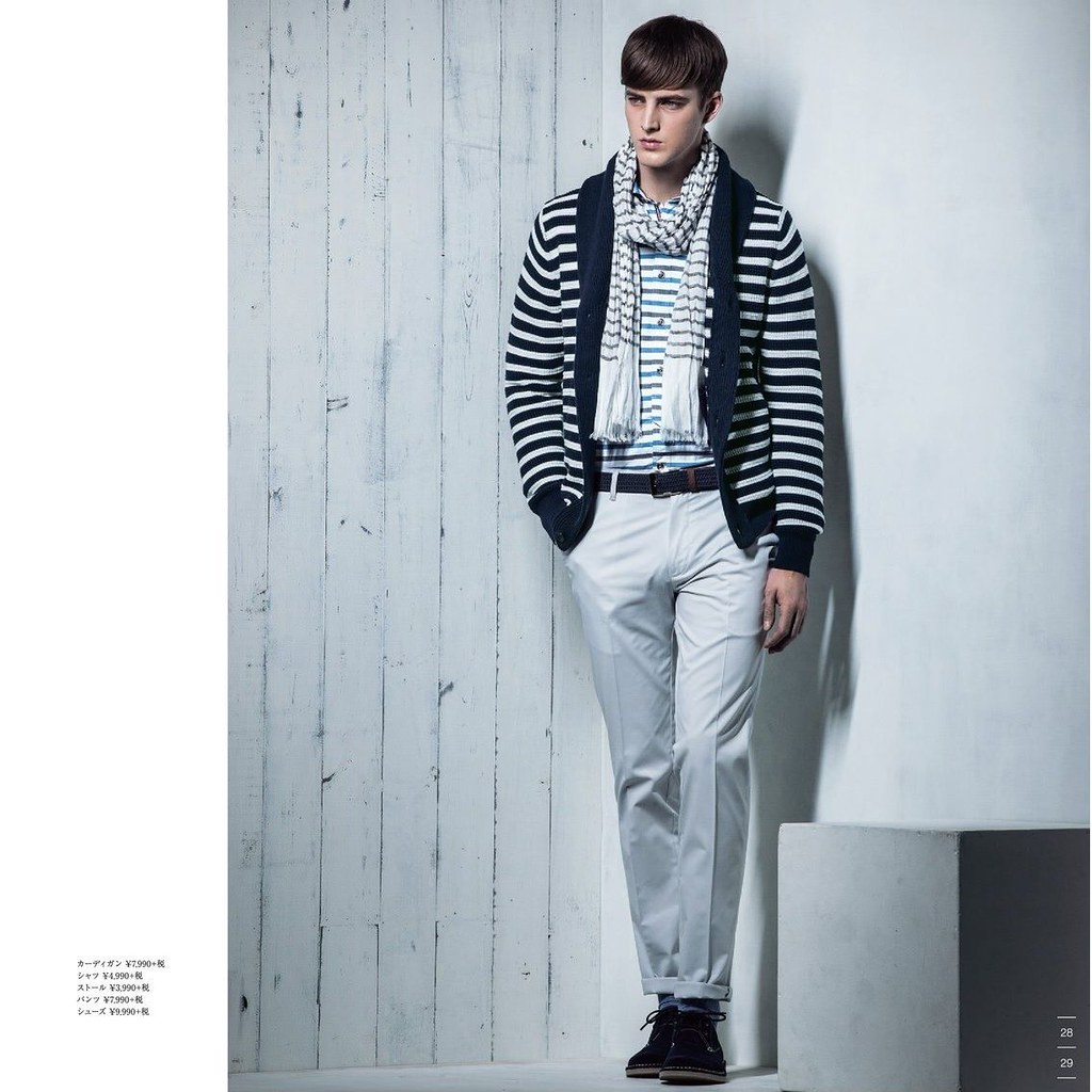 James Smith0190_m.f.editorial Men's Spring Collection 2014