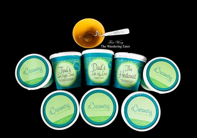 e-Creamery Ice Cream