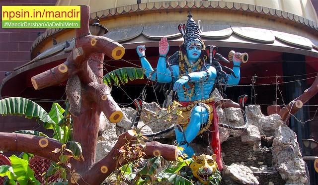 श्री वैष्णो देवी मंदिर (Shri Vaishno Devi Mandir) - Gulabi Bagh, New Delhi - 110007 Delhi New Delhi