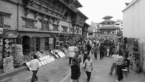 Nepal - Kathmandu - Streetlife - 191d