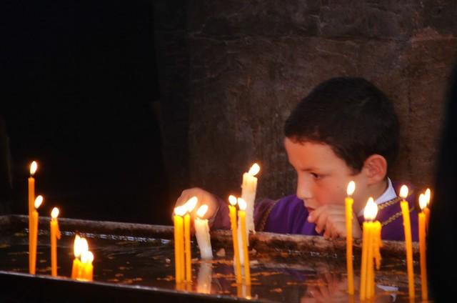 Saint Gayane Church, Etchmiadzin, Armenia