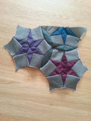 Stitching sequence 1