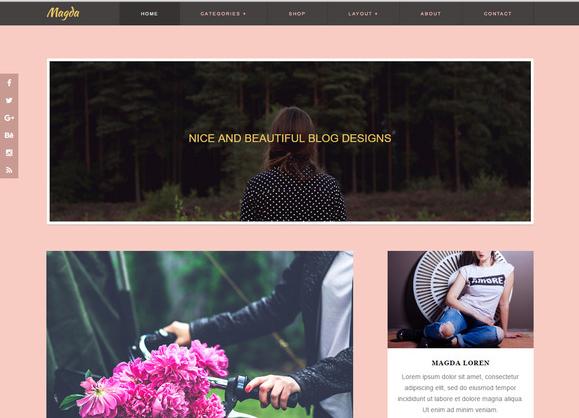 Magda v2.1.3 – Responsive Blog