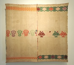Mexican Cape Otomi Ixtle Textiles