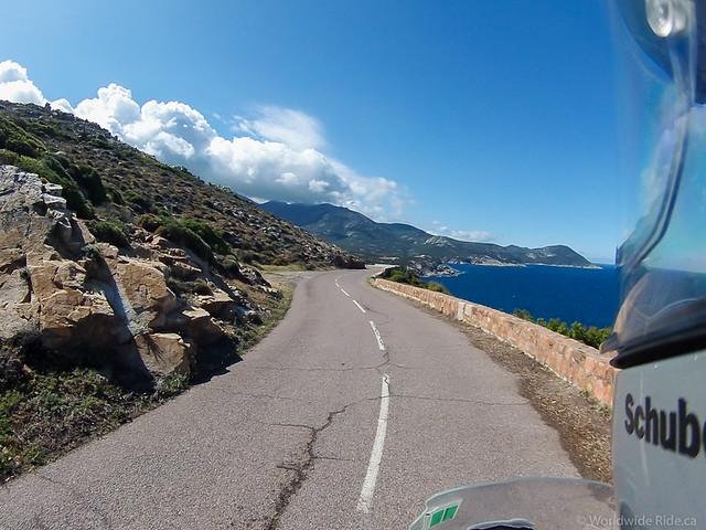 West Coast Corsica CC-5
