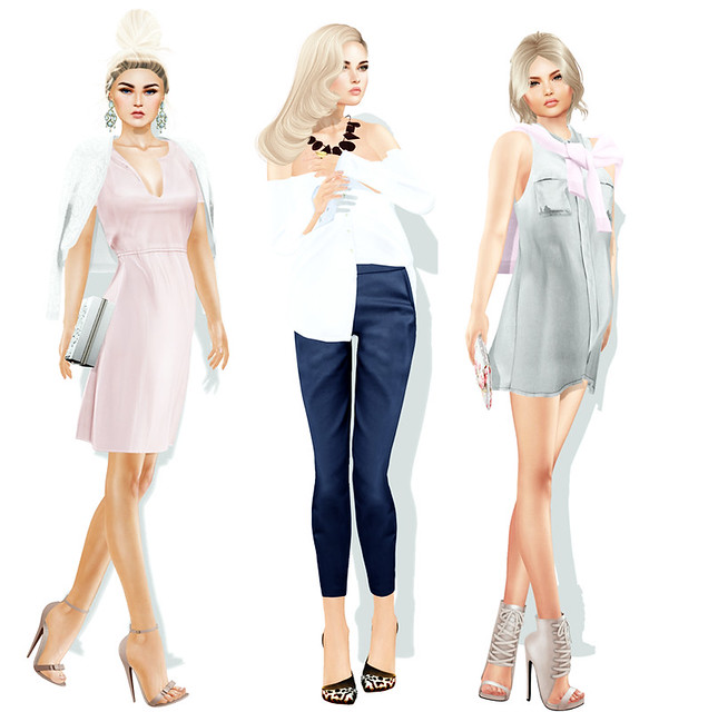 dress up - DeuxLooks