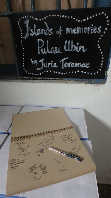 Island of Memories - Pulau Ubin by Juria Toramae