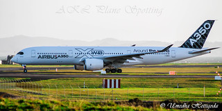 Airbus Industrie Airbus A350-941 F-WWYB
