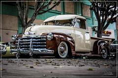 1950's Chevrolet Truck - Uptown Whittier 2016