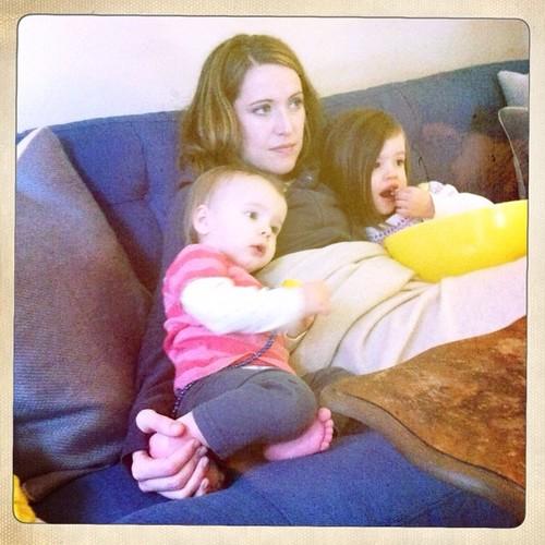 how i imagined motherhood