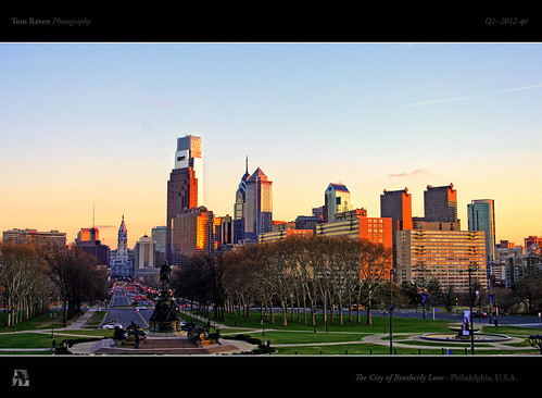 The City of Brotherly Love by TomRaven