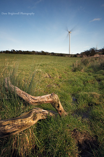 Wind Power by Dave Brightwell